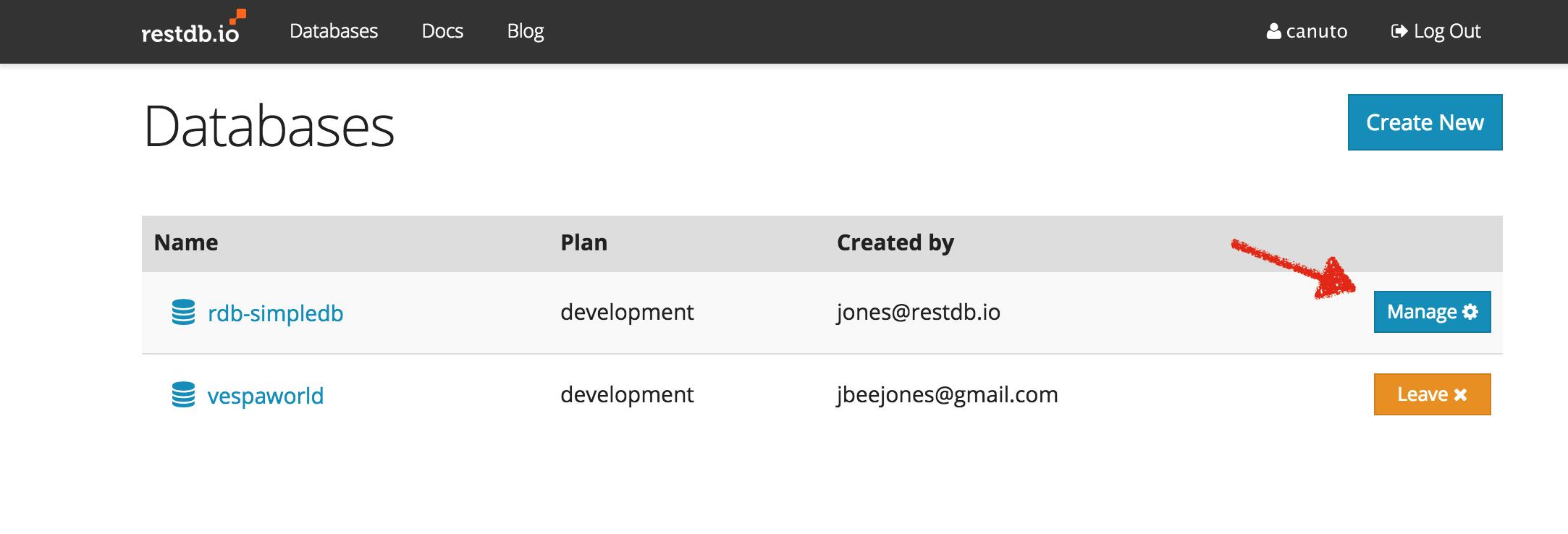 API keys and CORS Ajax calls - Restdb io