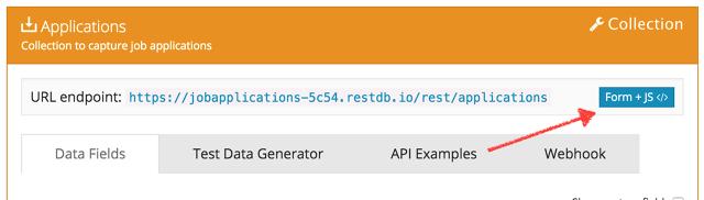 form generator html