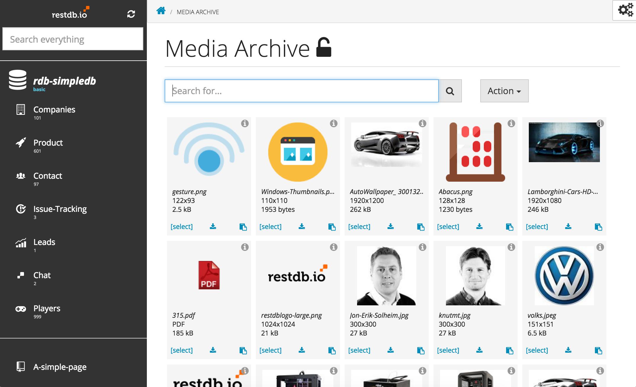 mediaarchive