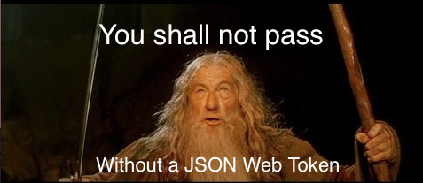Blog you shall not pass without a json web token ccuart Images